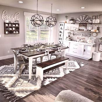 10 Amazing Affordable Rugs for Every Style!   farmhouse boho chic modern farmhouse style rugs bouti