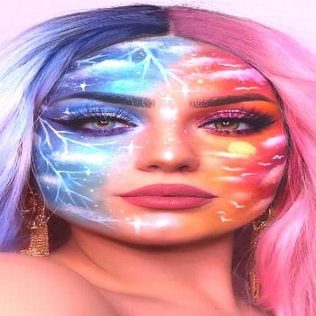 35+ Fun Colorful Eyeshadow Ideas For Makeup Lovers Part 35 35+ Fun Colorful Eyeshadow Ideas For Mak