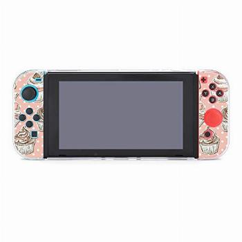 Case for Nintendo Switch,Pink Cakes Protective Case Cover