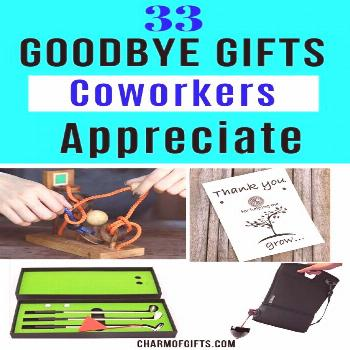 Coworker Goodbye Gifts That Are Memorable & Fun These Farewell Gifts For Coworkers Are Non-Cheesy A