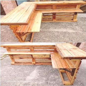DIY Backyard Pallet Projects Crafts Backyard diy Pallet Projects thrifted home decor