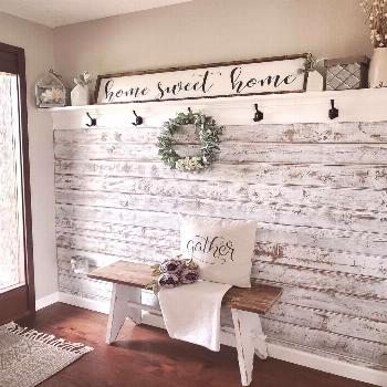 Gorgeous DIY Farmhouse Furniture and Decor Ideas For A Rustic Country Home – DIY & Crafts |