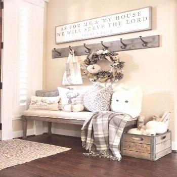 Stunning 42 Cozy Bohemian Farmhouse Decorating Ideas For Living Room. Check more at https://e...