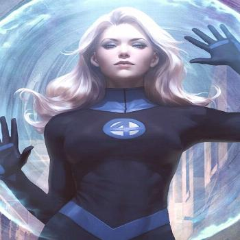 Susan Storm (Earth-616)  In the early years of the Fantastic Four, Sue spent much of her time keepi