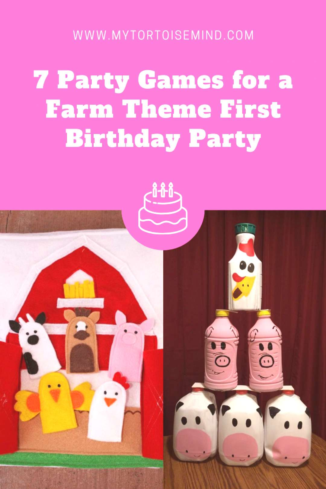 7 great party games and activities for a farm theme first birthday party