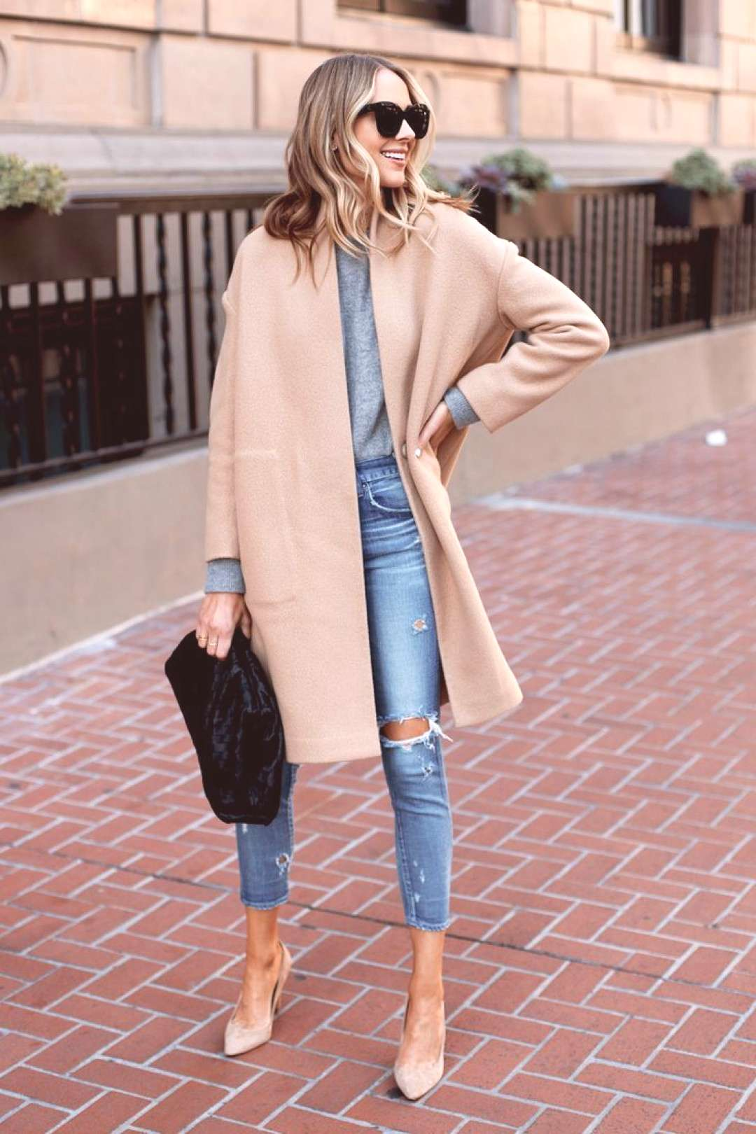 If Youre Going to Splurgeon a Classic Camel Coat,Make it This One | Fashion Jackson