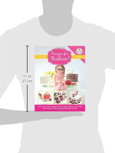 Passion For Fashion! Cute amp Easy Cake Toppers! Shoes, Bags,