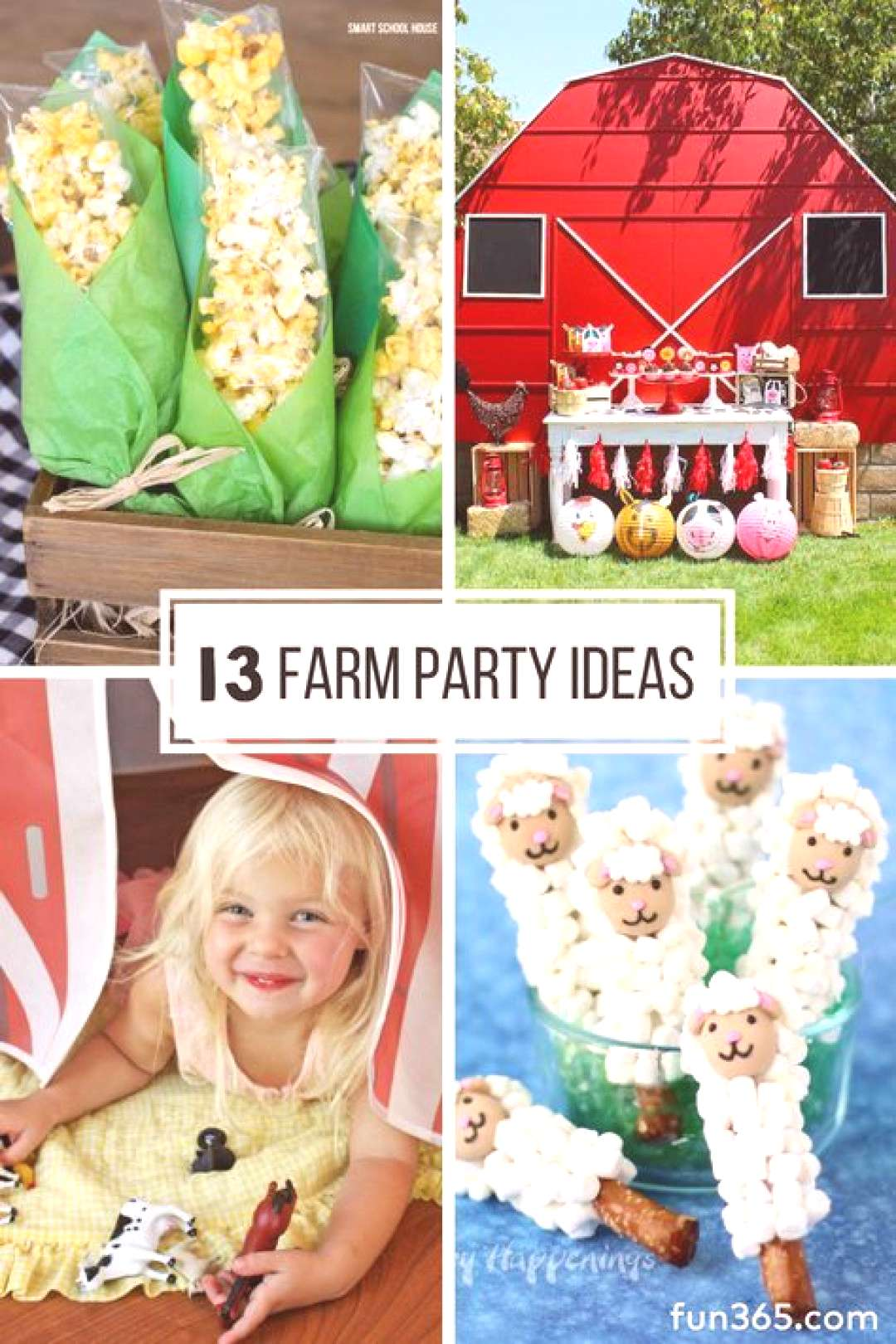 See our favorite farm themed birthday party ideas! Weve rounded these ideas up so you can throw th