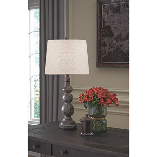 Signature Design by Ashley - Mair Poly Table Lamp -
