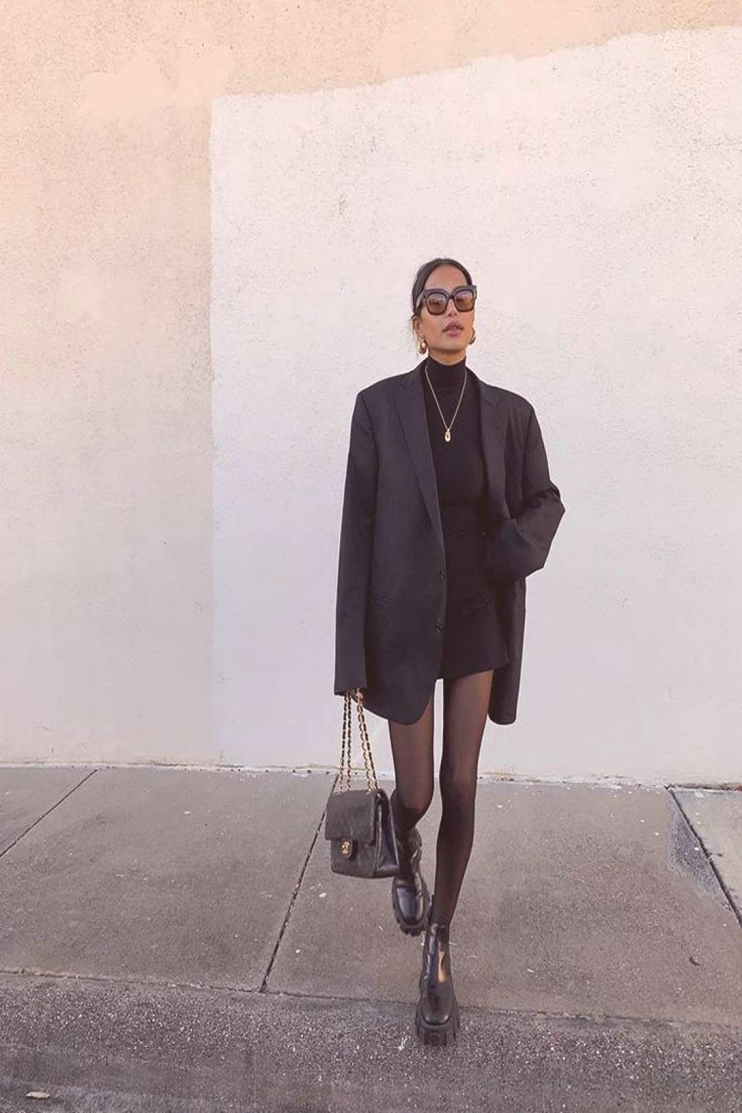 Street Style fashion blogger outfit style celebrity