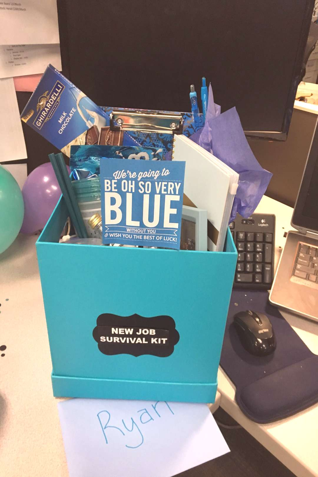 Well Be Blue Without You